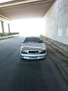 Volvo C70 Luckymotion